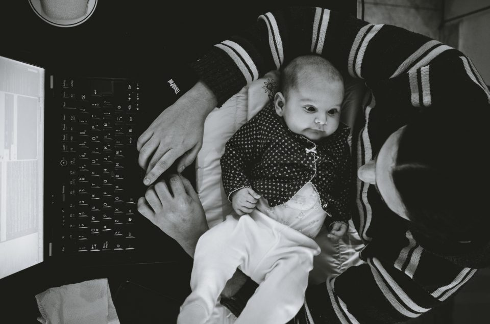 Amsterdam family and baby photographer