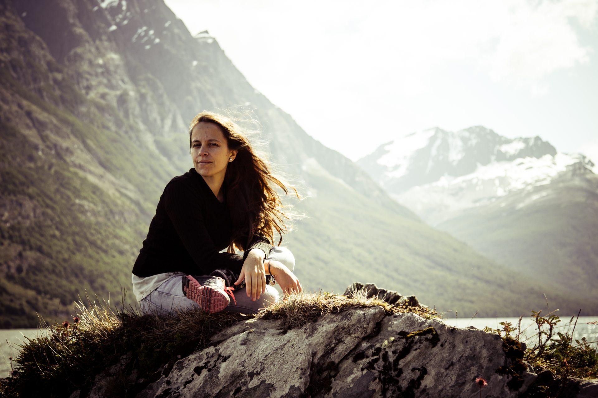 Tierra del Fuego, Argentina. Portrait.